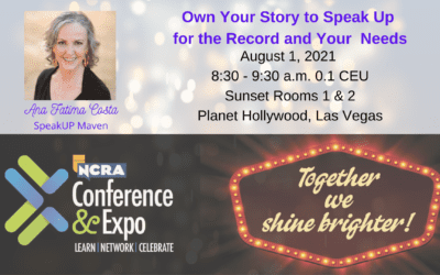 2021 NCRA Conference and Expo